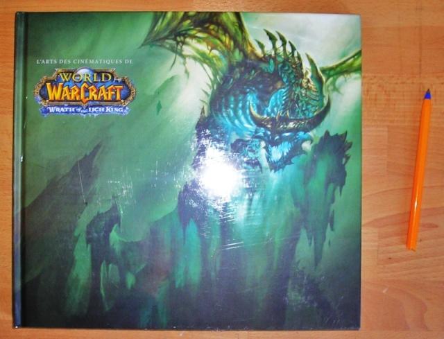 [Loterie] 5 jeux MegaDrive ou un Artbook World of Warcraft à gagner ! P1010017