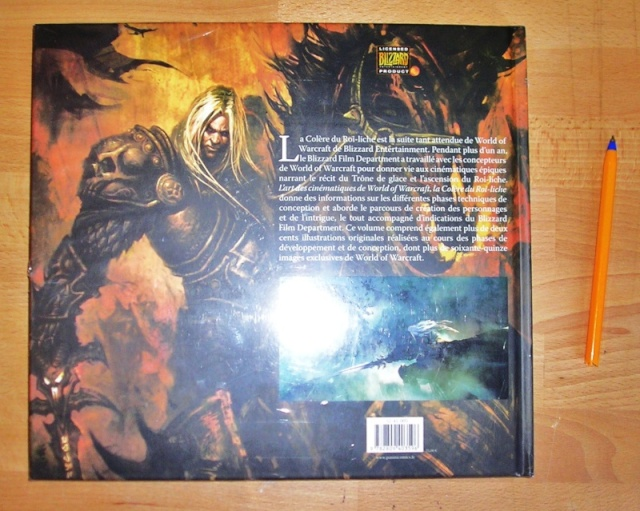 [Loterie] 5 jeux MegaDrive ou un Artbook World of Warcraft à gagner ! P1010018
