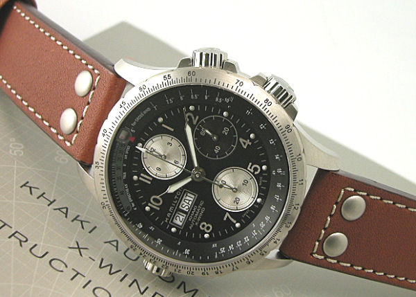 Votre 1ère vraie montre ? Hamilt12