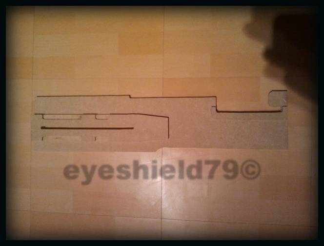 airsoft M2HB 12.7 browning 50. avec canon mobile  2011-163
