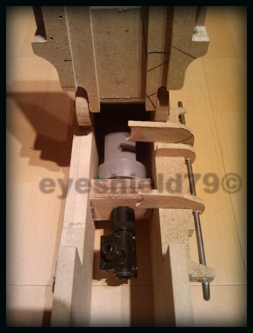 airsoft M2HB 12.7 browning 50. avec canon mobile  2012-109