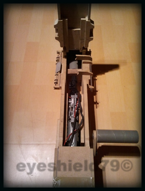 airsoft M2HB 12.7 browning 50. avec canon mobile  2012-111