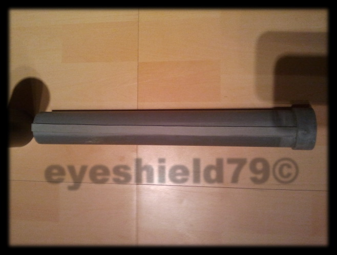 pied M2HB 12.7 browning.50 airsoft 2012-127