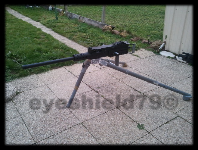 pied M2HB 12.7 browning.50 airsoft 2012-144