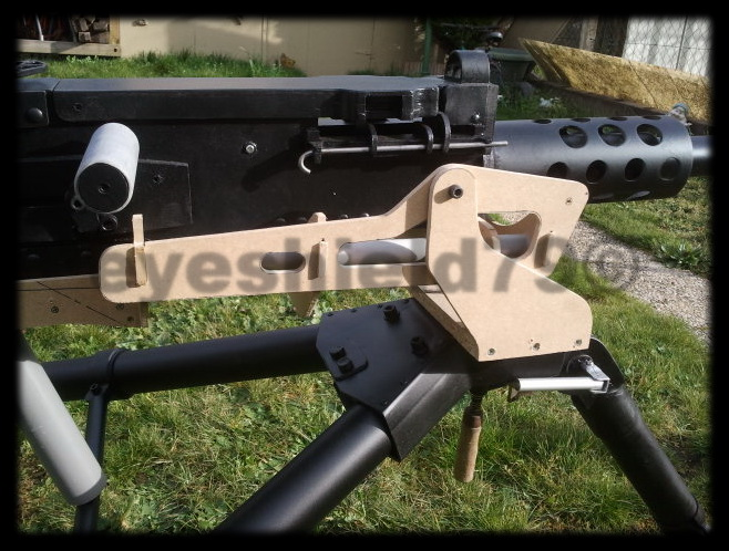 pied M2HB 12.7 browning.50 airsoft 2012-155