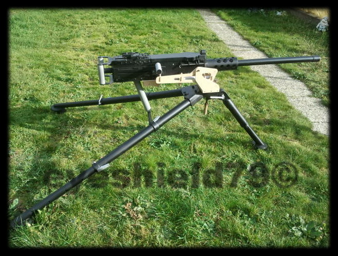 pied M2HB 12.7 browning.50 airsoft 2012-160