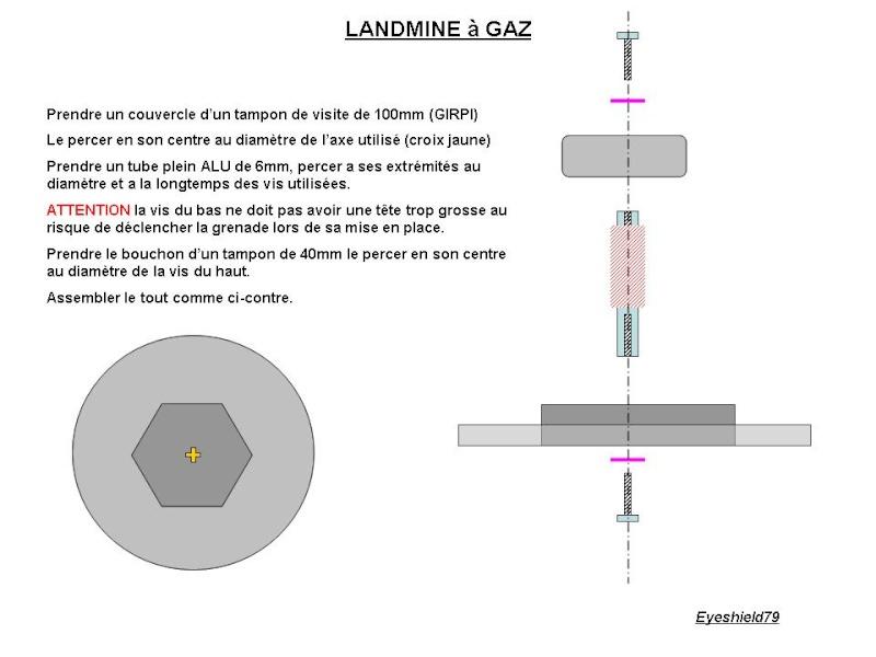 [eyes] Tuto Fabriquer une landmine a gaz Diapos34