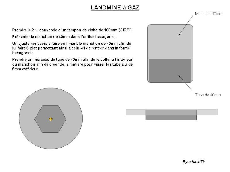 [eyes] Tuto Fabriquer une landmine a gaz Diapos37