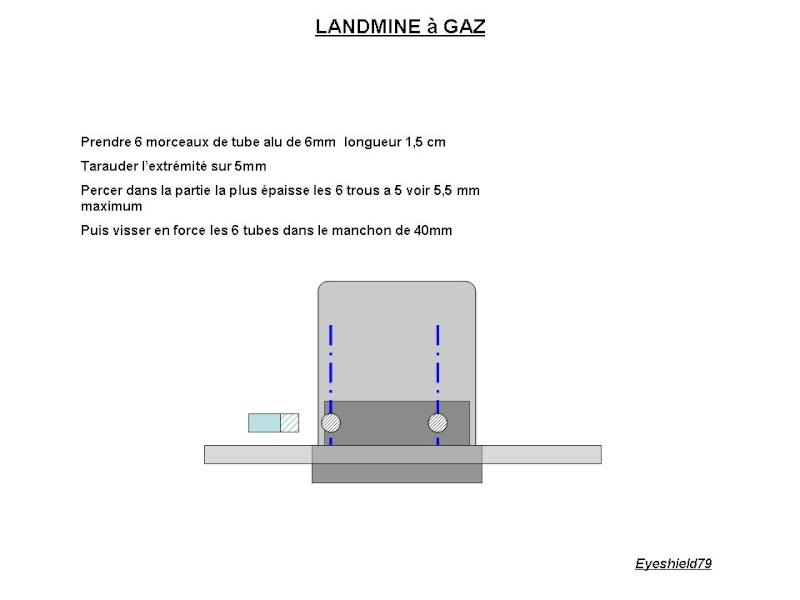 [eyes] Tuto Fabriquer une landmine a gaz Diapos39