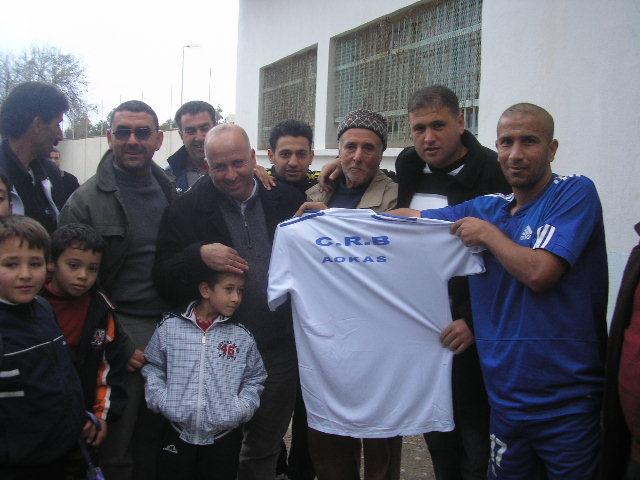 CRBAokas : hommage à Amirouche Kandi Amirou10