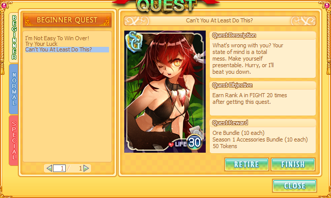 Sword Girls Online. - Page 3 212