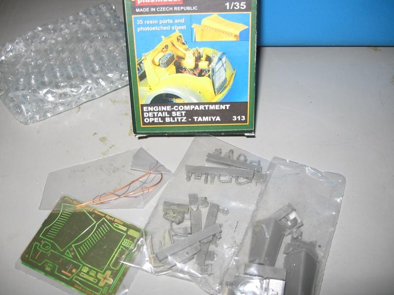 blitz - Opel blitz Tamiya 01610