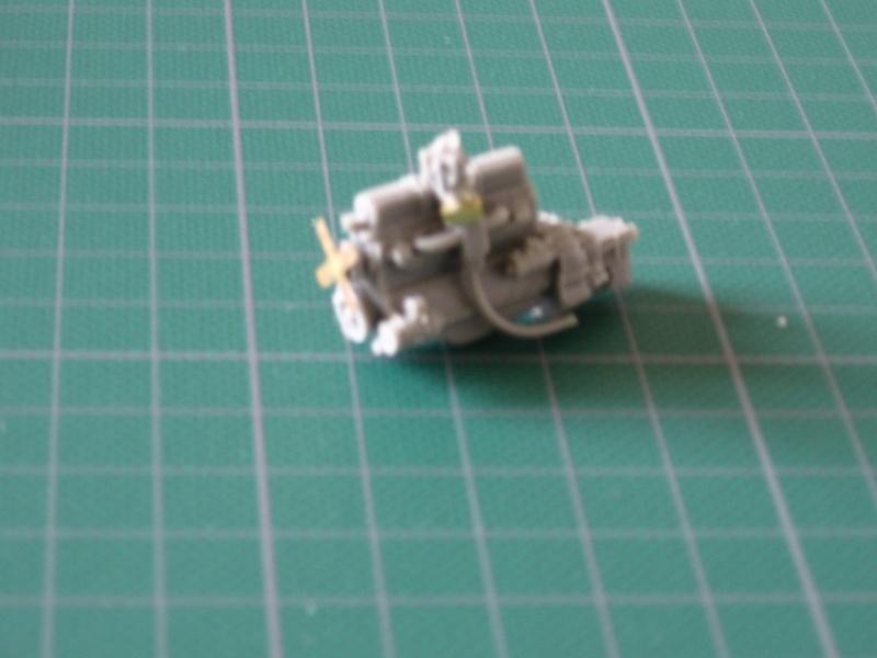 blitz - Opel blitz Tamiya 01810