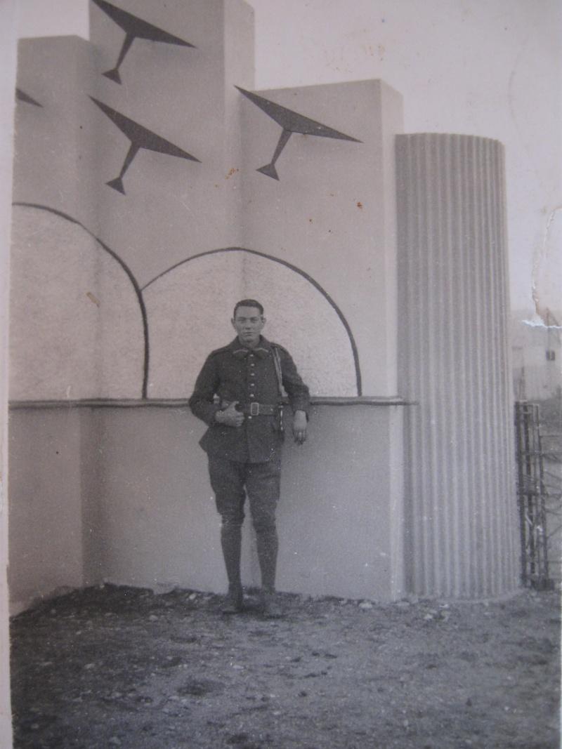 Une entrée de régiment à identifier I10