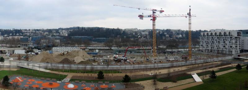 Construction de Baie sur Parc en 2011 Panora10