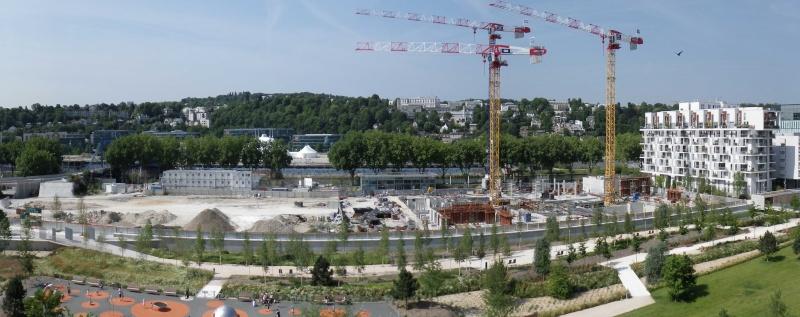 Construction de Baie sur Parc en 2011 Panora11