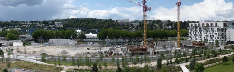 Construction de Baie sur Parc en 2011 Panora12