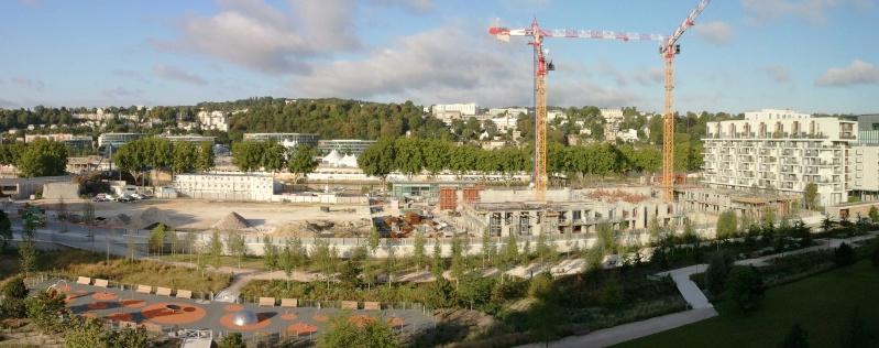 Construction de Baie sur Parc en 2011 Panora13