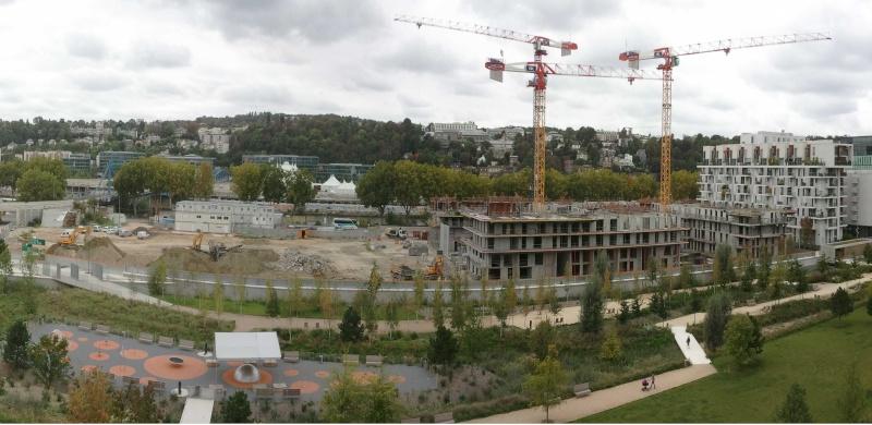 Construction de Baie sur Parc en 2011 Panora15