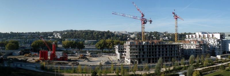 Construction de Baie sur Parc en 2011 Panora16