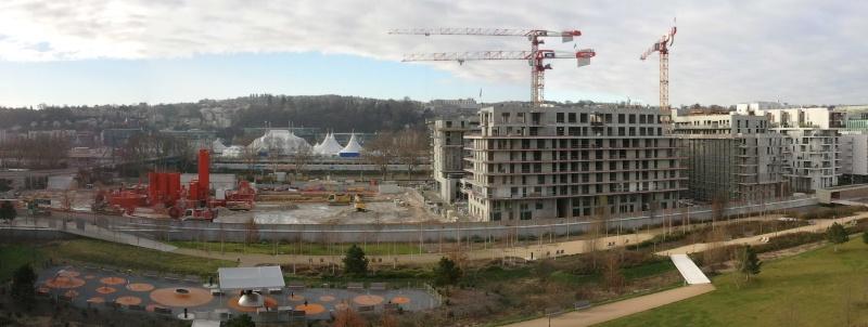 Construction de Baie sur Parc en 2011 Panora17