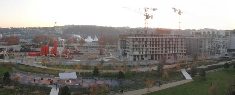 Construction de Baie sur Parc en 2011 Panora18