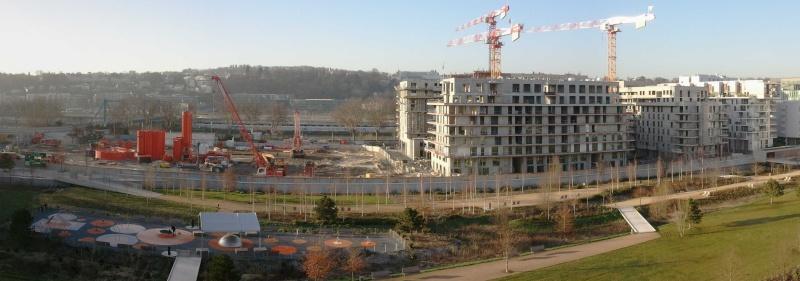 Construction de Baie sur Parc en 2011 Panora19