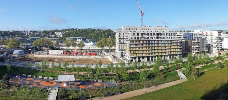 Construction de Baie sur Parc en 2011 Panora22