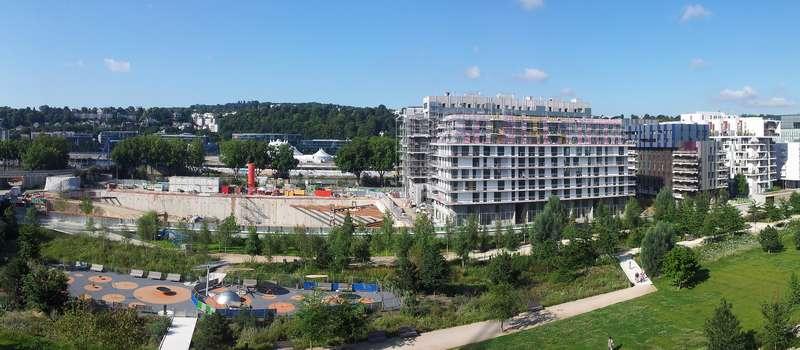 Construction de Baie sur Parc en 2011 Panora26