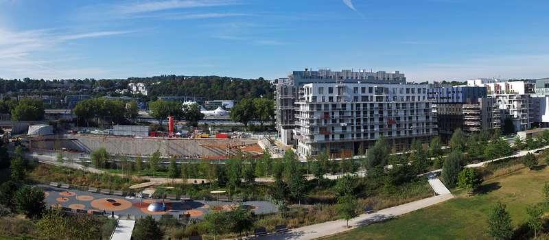 Construction de Baie sur Parc en 2011 Panora27