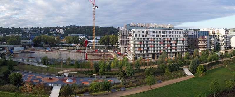 Construction de Baie sur Parc en 2011 Panora28