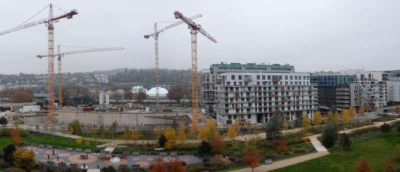 Construction de Baie sur Parc en 2011 Panora30
