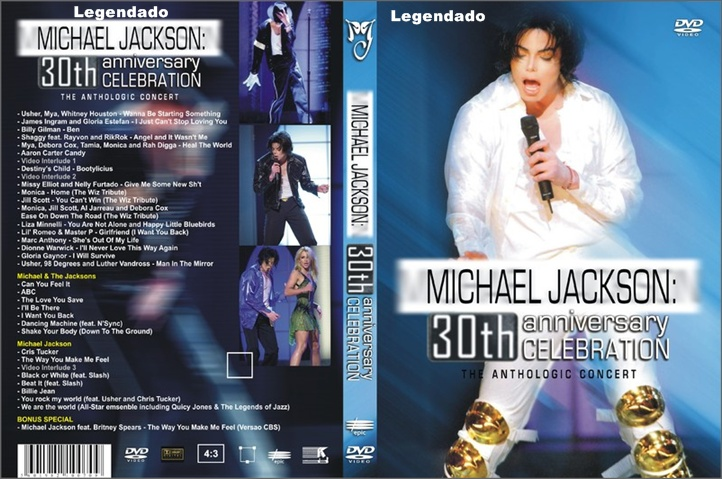 [DVD] Michael Jackson 30th Anniversary 2001 (Legendado) 30th_a11