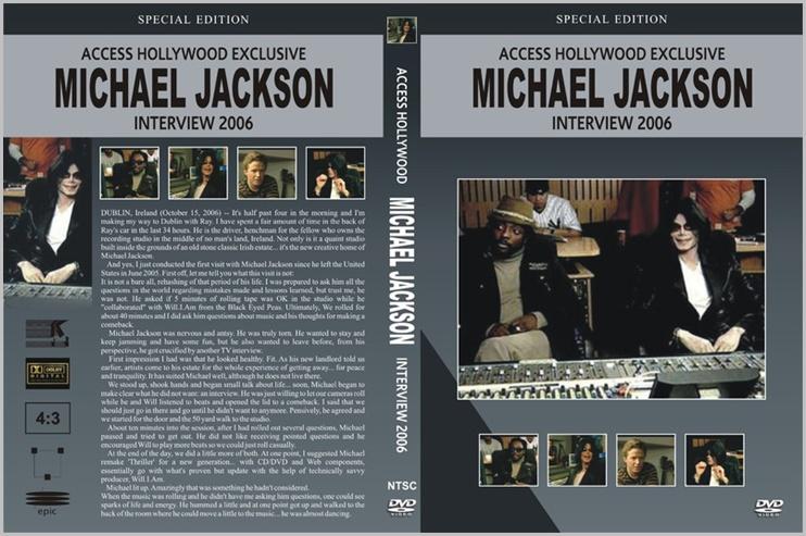 [DVD] Entrevista Michael Jackson ao Access Hollywood Completa 2006 (Legendado) Access10