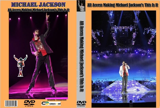 [DVD] All Access Making Michael Jackson's This Is It All_ac12