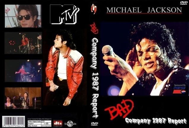 [Download] Michael Jackson Bad Company 1987 Report HQ VOB  Compan12