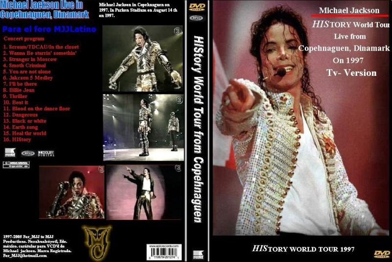 [DVD] Michael Jackson's HIStory Tour - Copenhagen, Denmark 1997 Copenh10