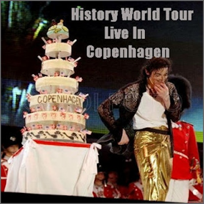 "(CD) History World Tour Live In Copenhagen (1997)""Best Quality"" Copenh24"