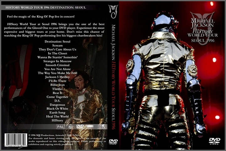 [Download] Michael Jackson - History Tour Live in Seoul  2 DVD's Histor35