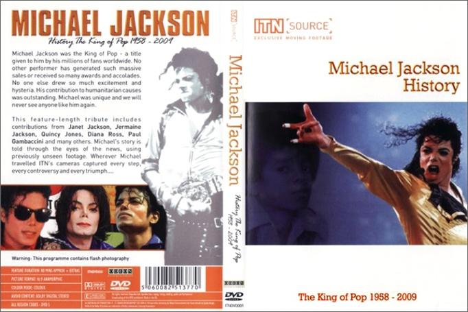 [DVD] History The King Of Pop (Documentário)  Histor45