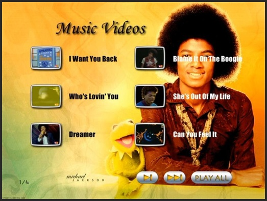 [DL] Michael Jackson - Unreleased Music Videos  Musicv10