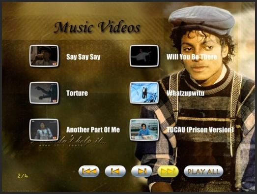 [DL] Michael Jackson - Unreleased Music Videos  Musicv11