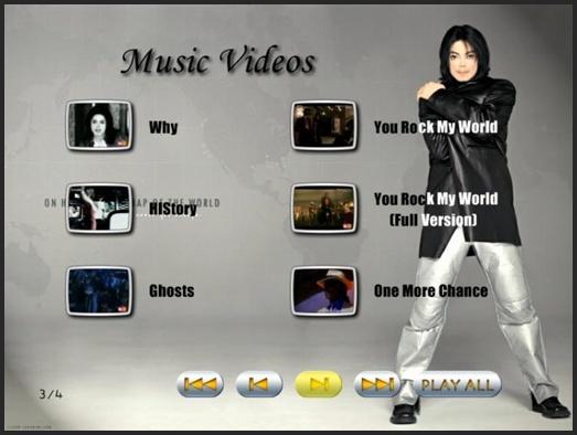 [DL] Michael Jackson - Unreleased Music Videos  Musicv12