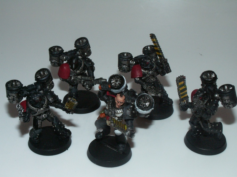 Section First blood raven guard Pict0013