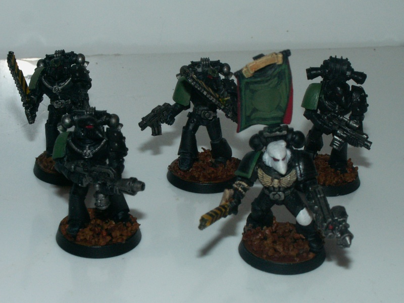 Section First blood raven guard Pict0015