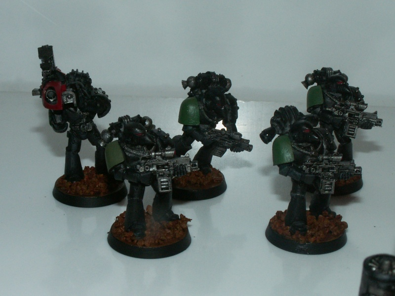 Section First blood raven guard Pict0016