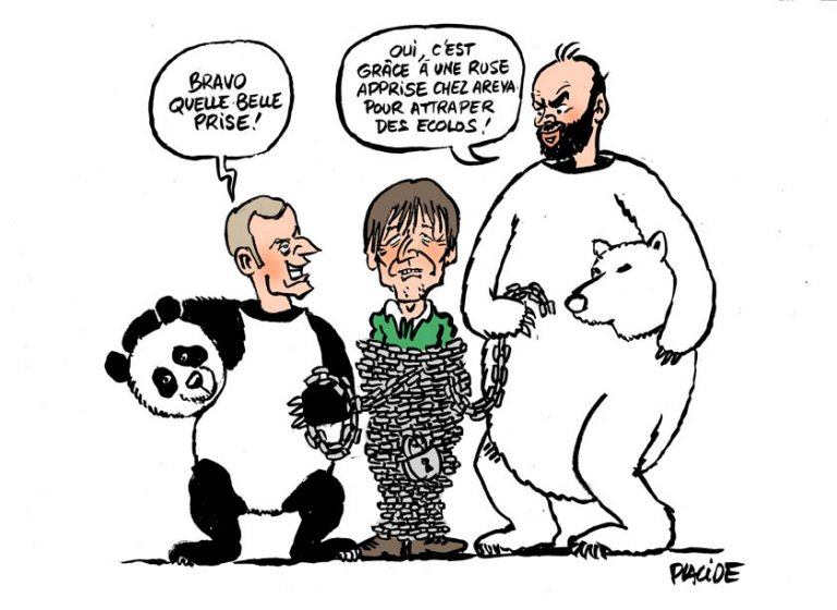 Humour en image - Page 2 Macron10