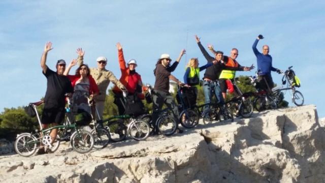 Cyclotour du Léman 2013, 180km en Brompton [récit] 20170916