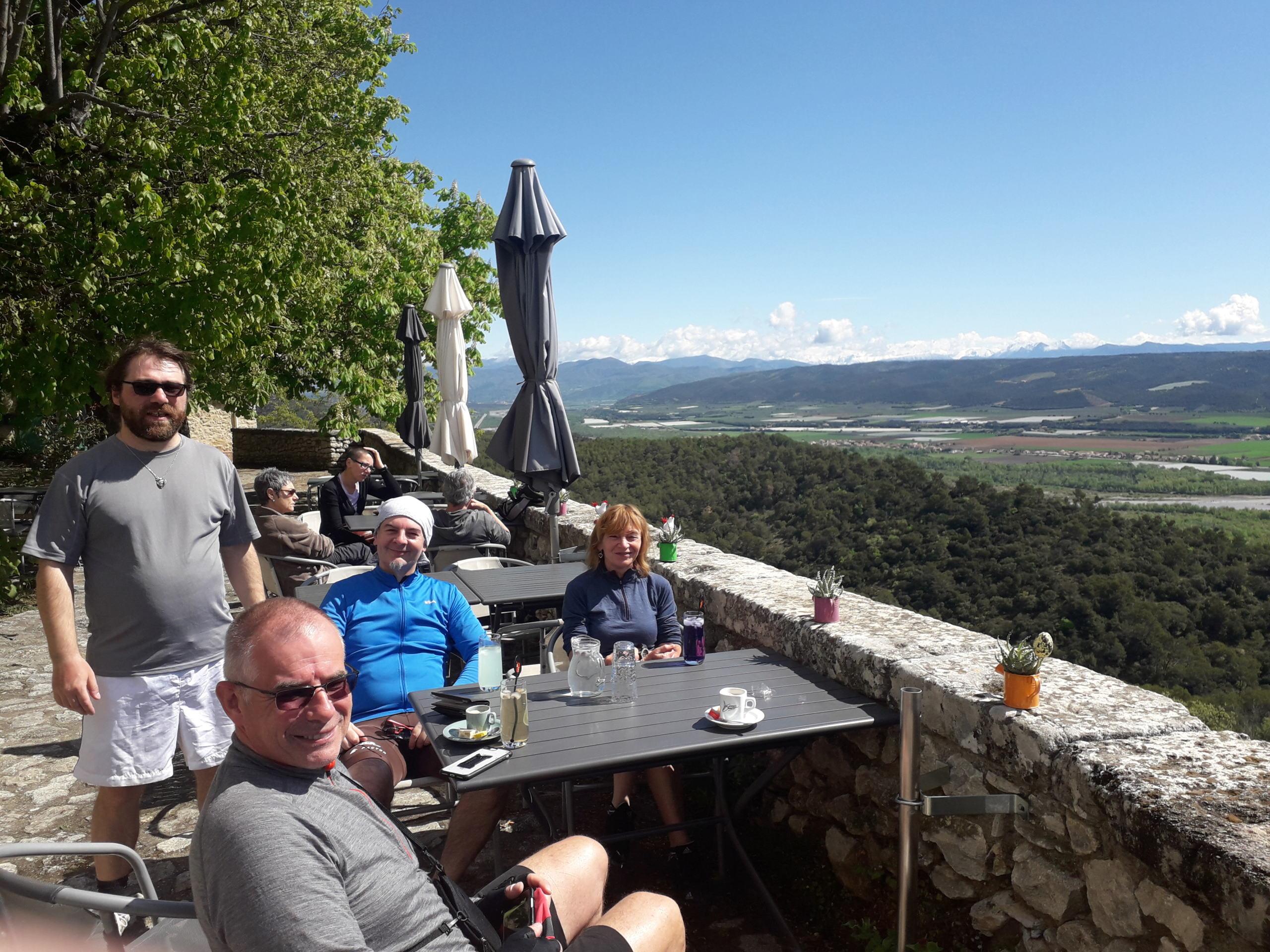 Tour du Luberon + Escapade dans le Verdon [24 avril au 2 mai 2019] saison 14 •Bƒ 20190414