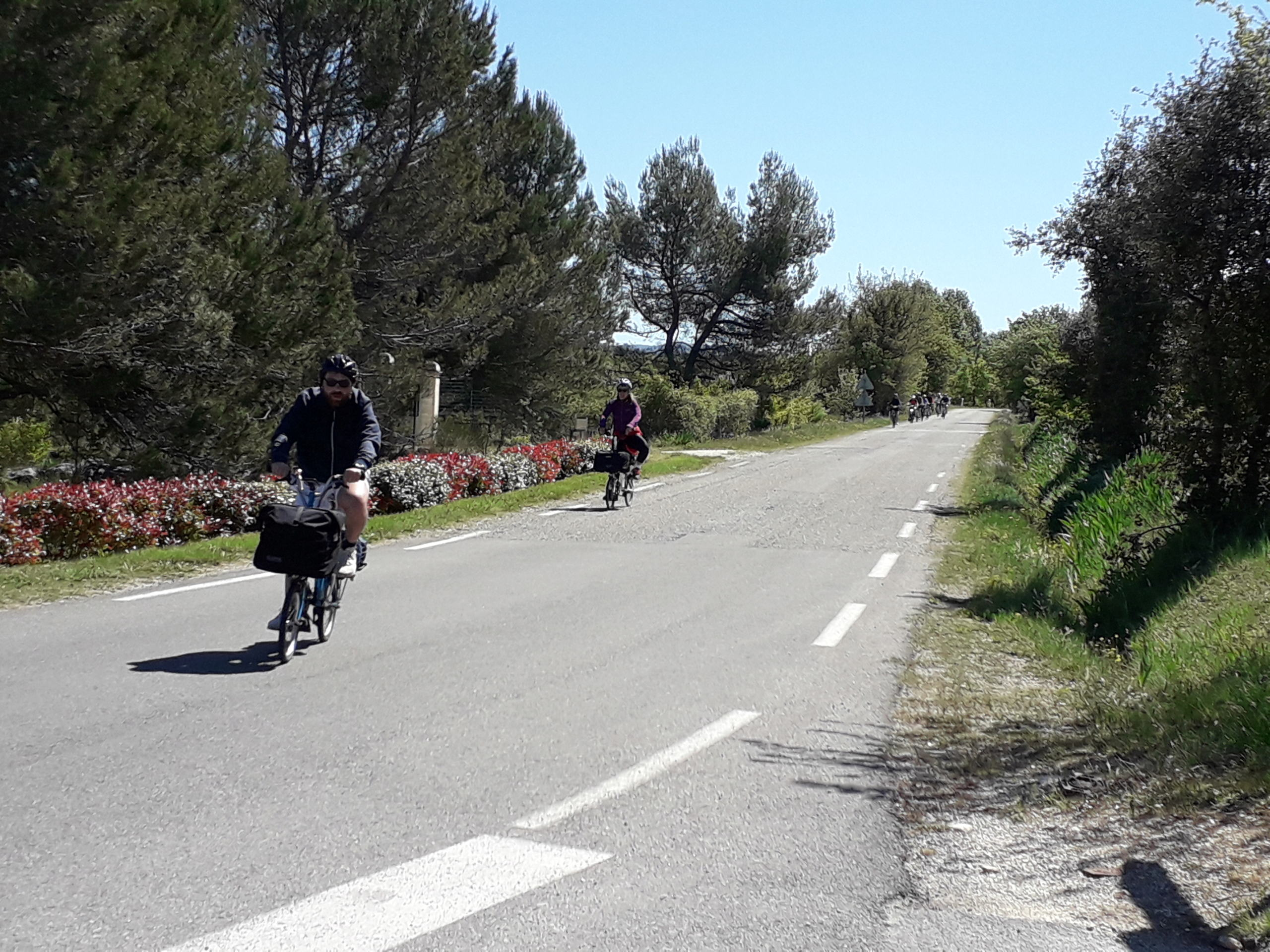 Tour du Luberon + Escapade dans le Verdon [24 avril au 2 mai 2019] saison 14 •Bƒ 20190415